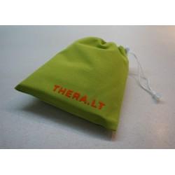 Prekių krepšelis žalias